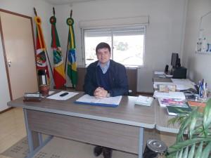 Douglas Silveira Secretario de Saude (foto Pedro Luiz Guerreiro)